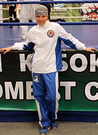 Юлия Лушникова, МС рукопашный бой, МС универсальный бой, КМС кикбоксинг и бокс