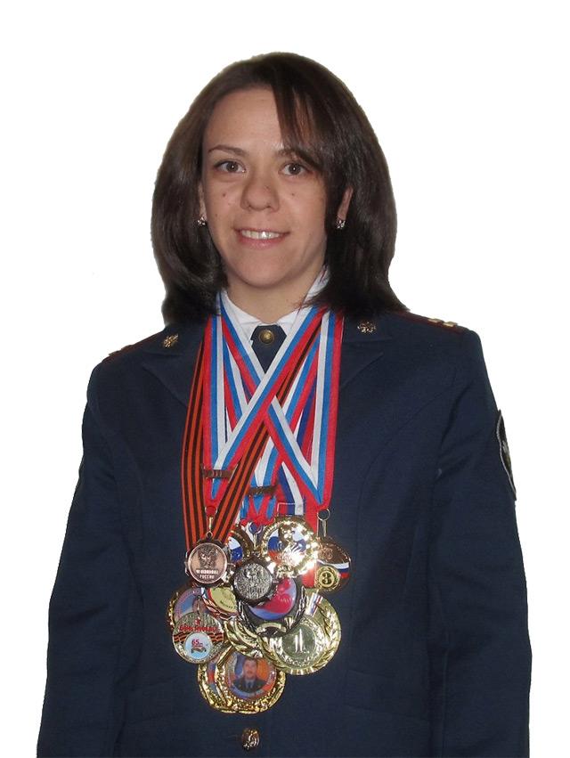 Наталья Самохина