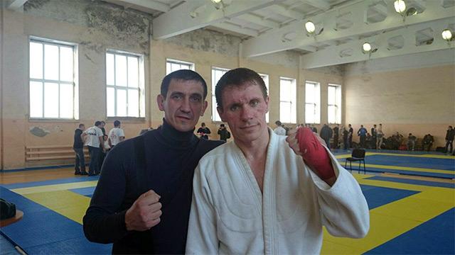 Александр Шереметьев и Алексей Бахинец